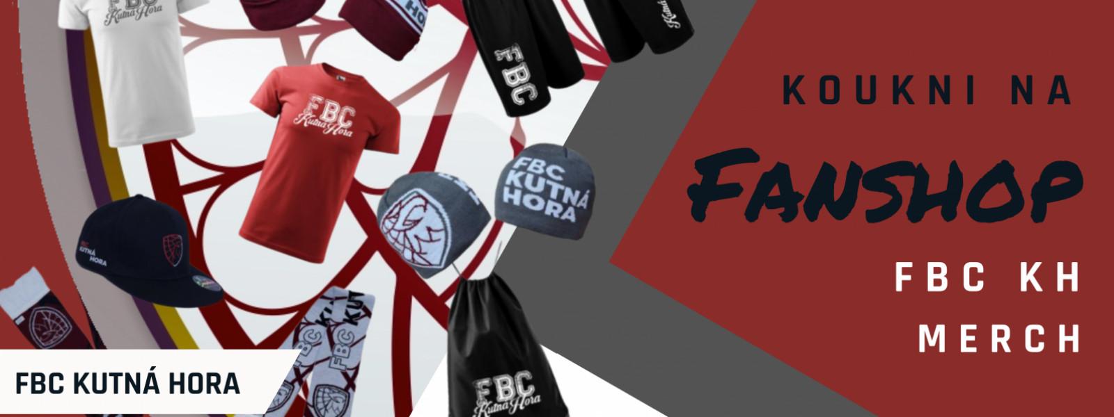 Fanshop FBC Kutná Hora